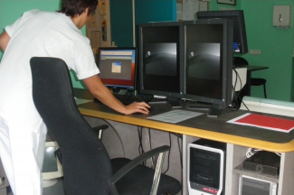 photo du pôle Echographie / Radiologie