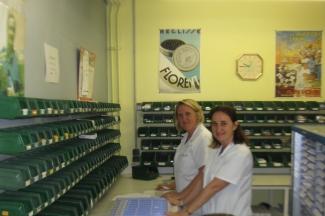 photo du pôle Pharmacie